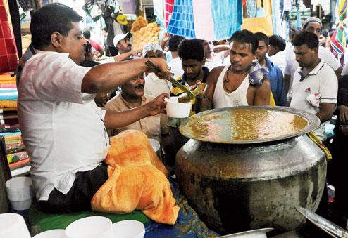 Iftar in Kolkata