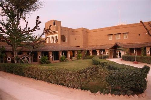 Mandawa resorts for corporate holidays India