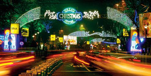 Park street Christmas Celebrations