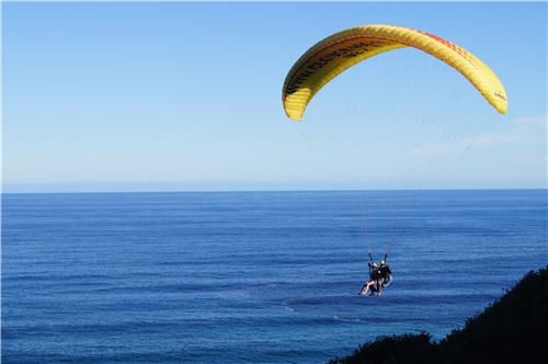 Most Popular Paragliding Destination In India