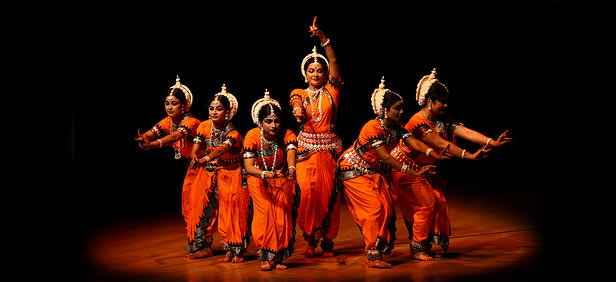 Dancers and Musicians of India