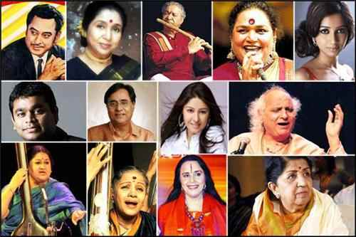 Singers in Bollywood