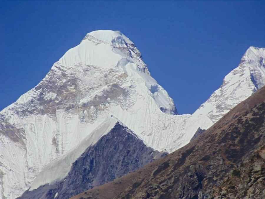 पर्वतारोहण के स्थल