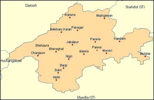 Administration in Jabalpur