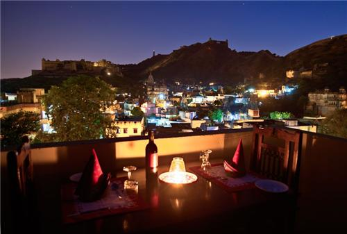 Bed and Breakfast in Jaipur