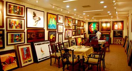 Art Exhibition in Jaipur