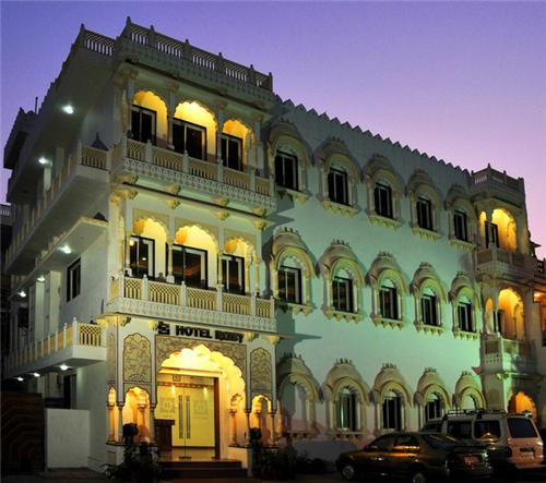 Cheap and Best Hotel in Jaipur