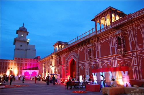 Travel in Jaipur