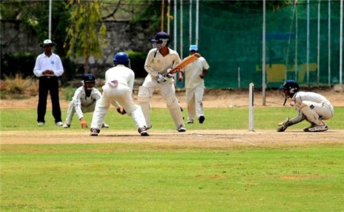 Cricket in Jaipur