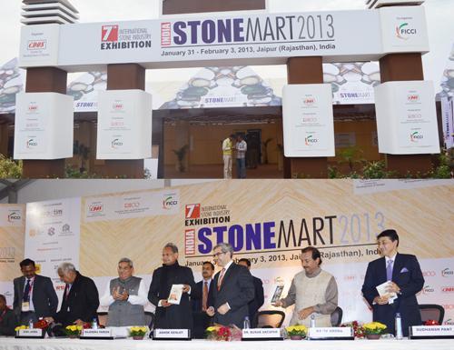 Jaipur Stone Fair