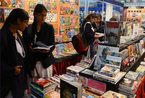 Book Fair in Jaipur