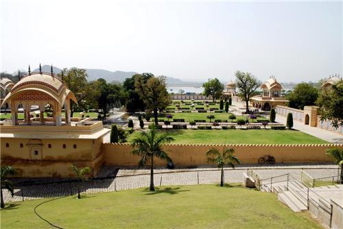Gardens in Jaipur
