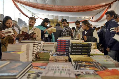 World's largest free literary festival
