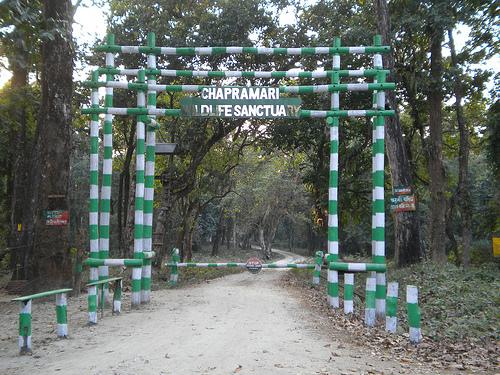 Wildlife Sanctuaries in Jalpaiguri