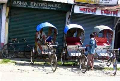 Transport in Jalpaiguri