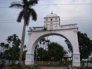 Rajbari Palace