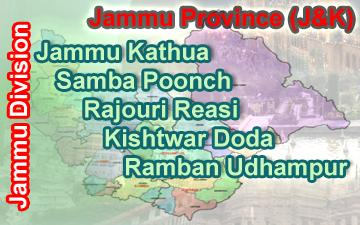 Administration in Jammu