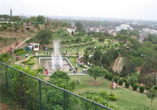 Bagh-E-Bahu in Jammu