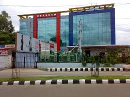 City Square mall in Jammu