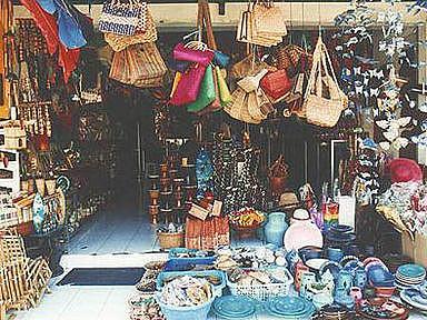 Hari Market in Jammu