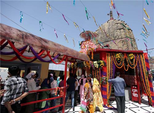 Mahakali Temple in Jammu