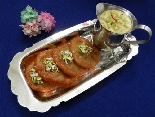 Traditional dishes of Jhamshedpur