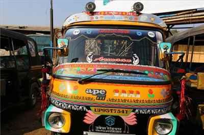 Public Transport in Jhansi