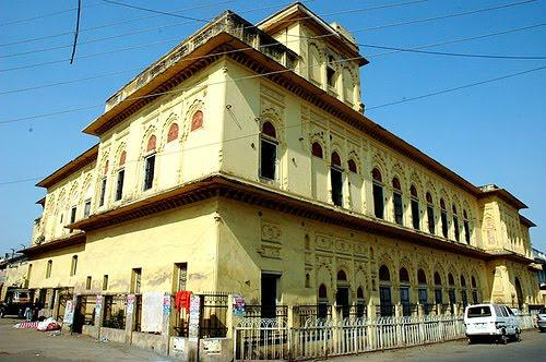 History of Rani Mahal in Jhansi