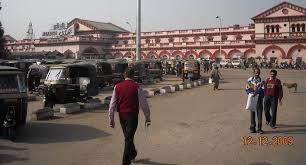 jhansi station