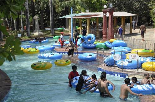 Amusement parks in Jharkhand