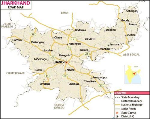 Jharkhand transport