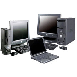 Computer items in Deoghar