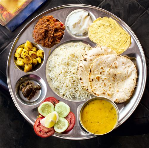 Food in Jharia