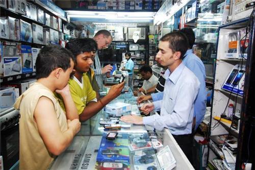 Mobile Shops in Koderma