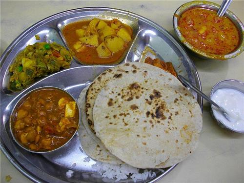 Food in Ramgarh