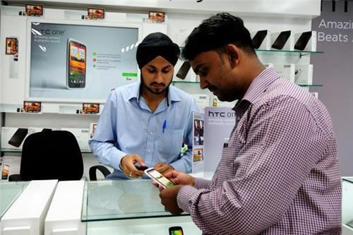 Mobile phones in Sahibganj