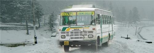 Transport Services in Jammu and Kashmir