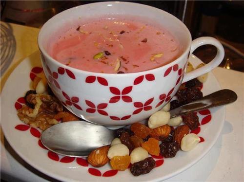 Pink Kashmiri Chai