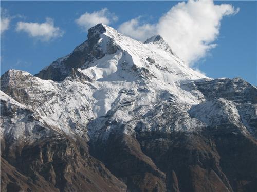 Z1 Mountain in Zanskar Region
