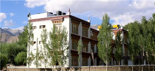 Serene of Hotel Gomang in Leh