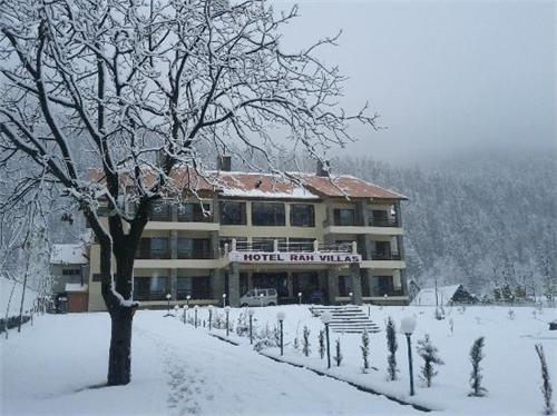 Wonderful Stay at Hotel Rah Villas in Sonamarg