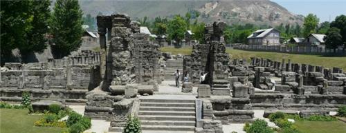 The Ruined Temples of Jammu Kashmir