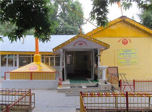 Famous Gurudwaras in Jammu Kashmir