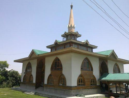 Shrines of Jammu Kashmir