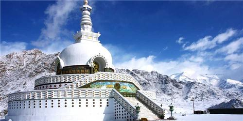 Buddhist Stupas in Jammu Kashmir