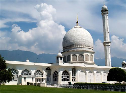 Famous and religious Mosques of Kashmir Valley
