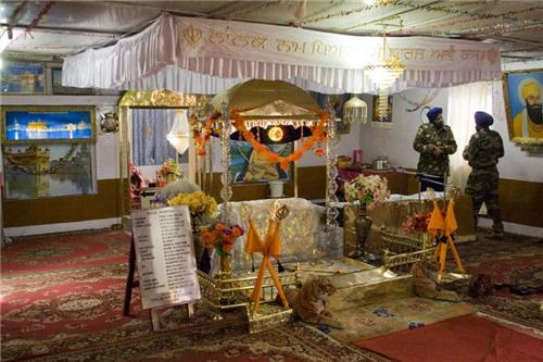 Historical Gurudwaras in JK