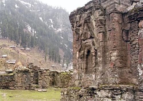 Historical Temples of Jammu Kashmir