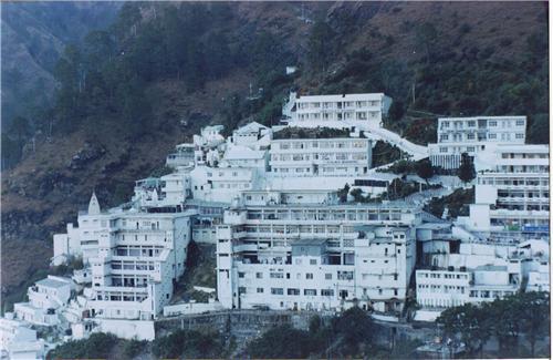 Revered shrines located in J&K