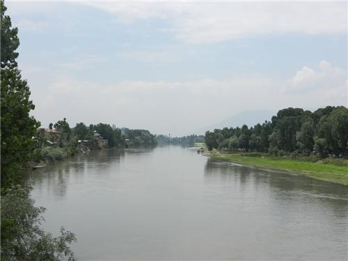 Rivers in Kashmir Valley